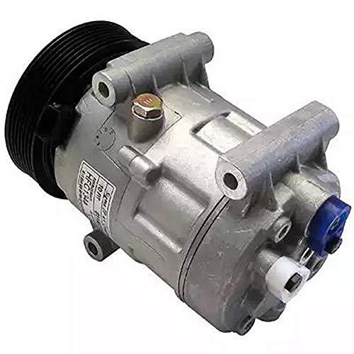 Compresor climatizador de aire acondicionado 9145374923287 EcommerceParts para constructor: QualiY, ID compresor: CVC, polea de diámetro: 119 mm, N° de aletas: 7, Voltaje: 12 V