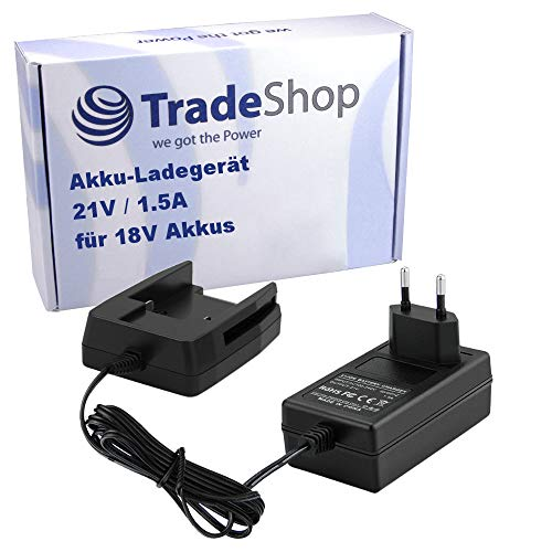 Ladegerät für Fein Trockenbauschrauber ASCT 18 M Select, ASCT 18 Select/SuperCut Automotive AFSC 1.7 Q Select Akkus/Ladestation Netzteil
