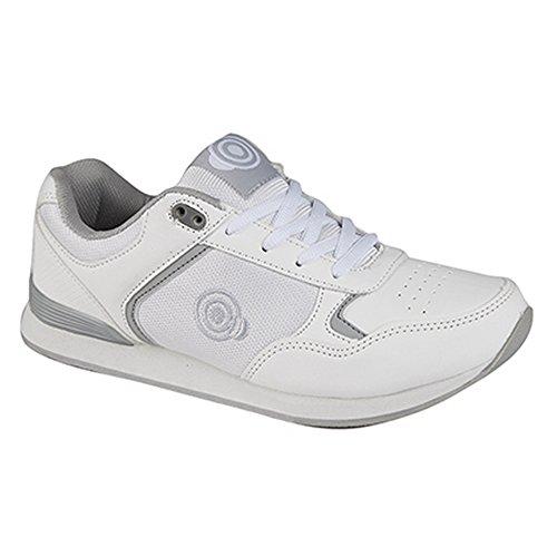 Dek Damen Kitty Bowling-Schuhe/Sneakers/Turnschuhe (40 EU/7 UK) (Weiß)