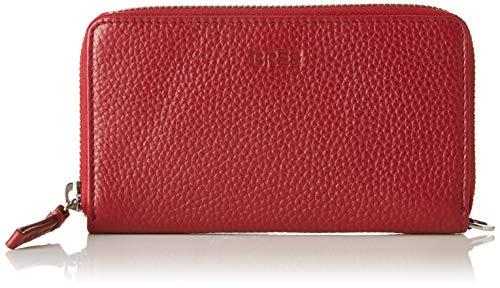 BREE Damen Liv New 134 Geldbörse, Rot (Brick Red), 2x8x11.5 cm