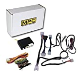 MPC Remote Starter for 2015-2017 Toyota Camry |Gas| |H-Key| |Key to Start| with T-Harness - Factory Key Fob Activated - Firmware Preloaded