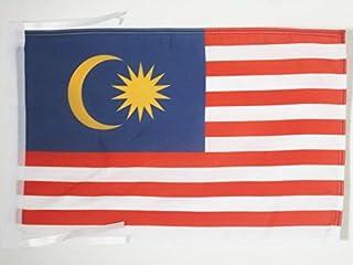 MALAYSIA 扁平 45.72 厘米 x 30.48 厘米电线 - 马来西亚小扁平 30 x 45厘米 - 横幅 18x12 英寸 - 澳洲衬套
