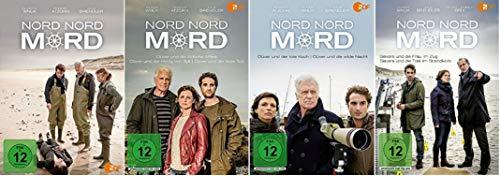 Nord Nord Mord 10 Filme Paket u.a. Sievers und die Frau im Zug [DVD Set]