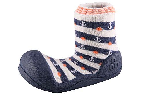 Attipas , {Chaussures premiers pas pour bébé (garçon) Bleu bleu 25.5