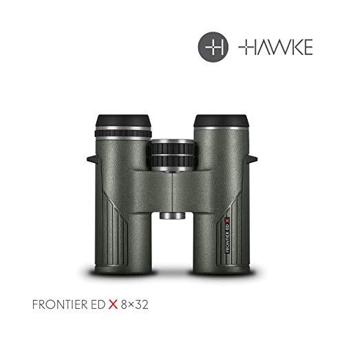 Review Hawke Frontier ED X Binocular (8x32, Green)