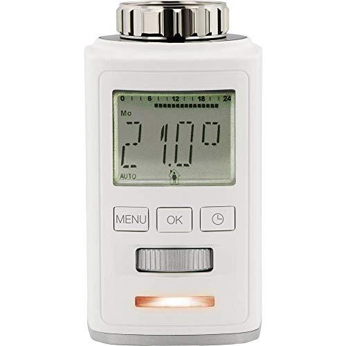 sygonix 700100417 HT100 BT Funk-Heizkörperthermostat elektronisch 8 bis 28°C