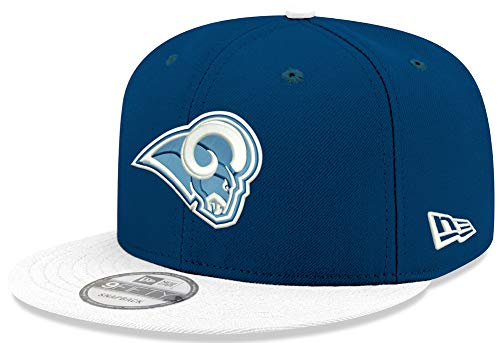 New Era Los Angeles Rams TC 2 Tone NFL Kids 9fifty 950 Youth Snapback Cap Children