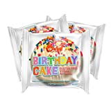 Bite into this delicious Birthday Cake cookie, enrobed with our Polar Dream White chocolate which acts as a lucious coating of icing and topped off with bright and sweet naturally colored sprinkles! These allergy friendly, Vegan, Gluten Free, and Kos...