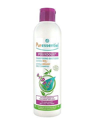Puressentiel Pouxdoux Shampoing Quotidien Bio 200 ml