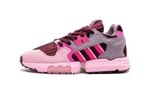 adidas Originals ZX Torsion W, Maroon-Shock pink-True pink, 4,5