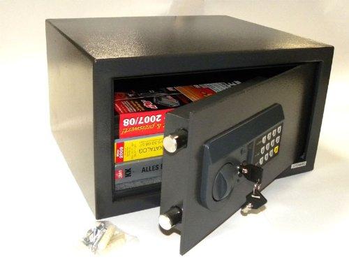Möbeltresor Safe Tresor - Master + User Code m. Tastatur - 2x Notschlüssel - ca. 30 l