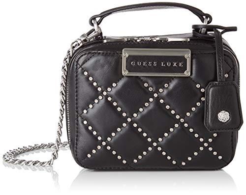 Guess Kiki Camera Bag Borsa a Mano da Donna, Cristallo, Taglia Unica