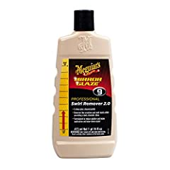 SCRATCH REMOVER: Removes fine scratches and swirl marks from car while providing a dark, dramatic shine DEEP GLOSS: Combination cleaner and polish creates a brilliant deep gloss NEAT AND EASY USE: Formulated to reduce splatter and make application an...