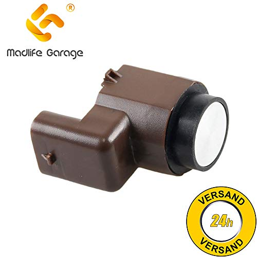 Madlife Garage 3C0919275N PDC Parksensor Einparkhilfe Ultraschall Sensor Golf V Jetta III Passat Variant Touran