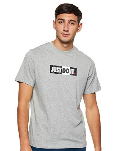 Nike Herren CK2305-063 T-Shirt, grau, S