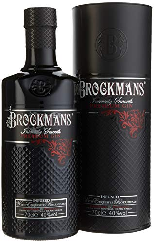 Brockmans Intensely Smooth Premium Gin (1 x 0.7 l)