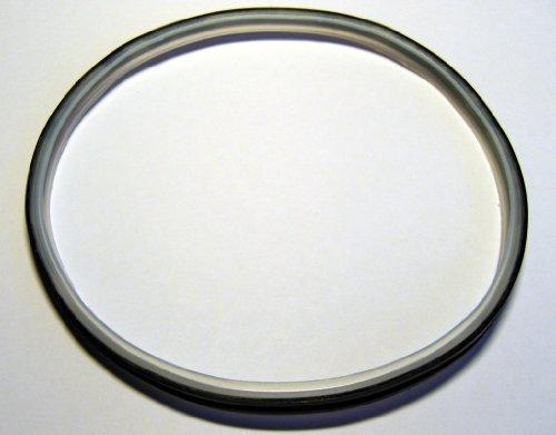 Deckel Dichtung Deckeldichtung geeignet für Vorwerk Thermomix TM31 TM 31 NEU mit Silikonlippe