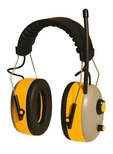 Kerbl 34725 Casque anti-bruit avec radio FM