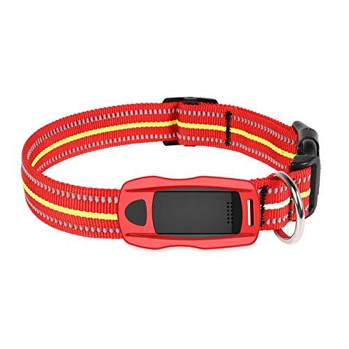 """Anti-Verlust-Beutel nicht null Schwarz Feld-Tracking-Tasche f/ür Weidenschutz ORETG45 GPS-Tracker-Halsband nylon strap:22-39/"""" GPS-Transmitter Tiergrasung Universal l"""