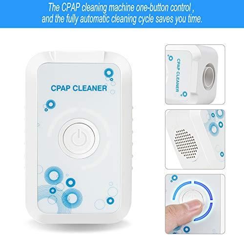 Tragbares Mini-CPAP-Reiniger-CPAP-Maskenschlauch-Reinigungssystem