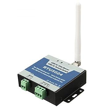 NO ONE RTU5024 2G/3G/4G GSM Opener Relay Switch Phone Wireless Gate/Garage Remote Control Door Access