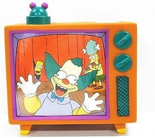 【シンプソンズ/The Simpsons】『テレビ型 ケース』 バート・クラスティ・アメキャラ・アメリカン雑貨・インテリア