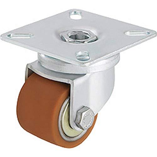 Blickle 754816 Apparate-Lenkrolle mit Platte Ausführung (allgemein) Platte