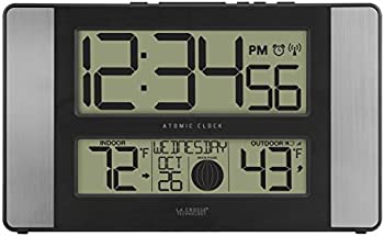 La Crosse Technology 513-1417AL-INT Atomic Clock