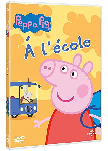 Peppa Pig-À l'école