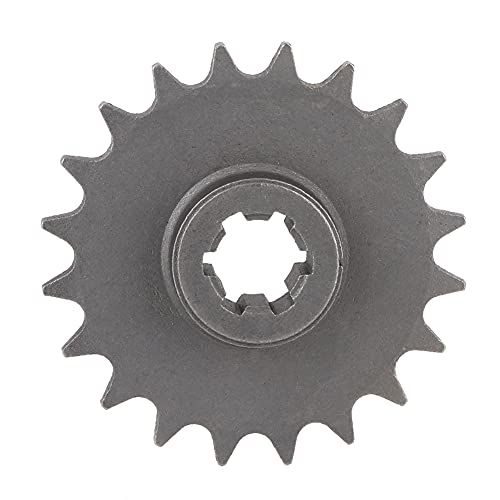 Duokon 20 Zähne Kettenrad für 47ccm 49ccm 2-Takt ATV Quad Dirt Pocket Mini Bike Motorrad