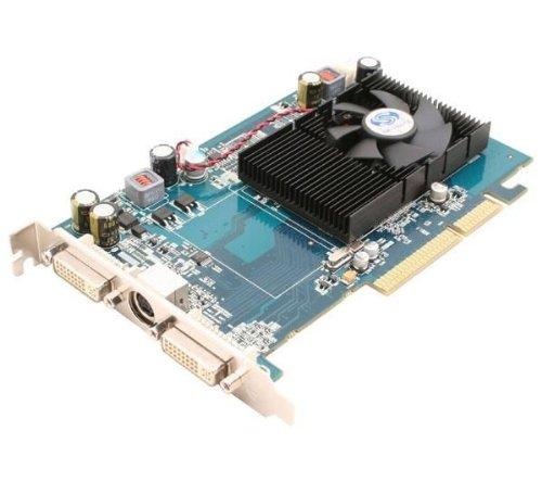 Sapphire 11129-04-20R GDDR2 Grafikkarte (GDDR2, 128 bit, 800 MHz, 2560 x 1600 Pixel, AGP 8X)