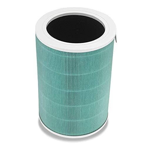 Supremery Juego de filtros de repuesto para purificador de aire Xiaomi Smart Air Purifier 3H 2H | Filtro de formaldehído | alternativa a los filtros Xiaomi SCG4026GL M6R-FLP
