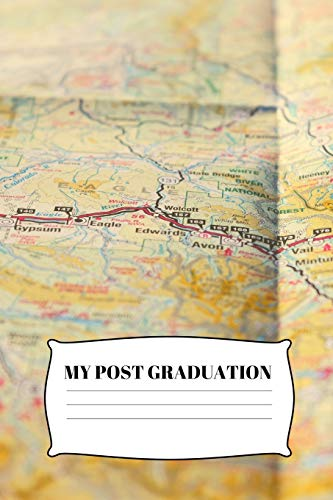 My Post Graduation: Graduation Journals for Teenagers