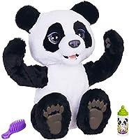 Furreal Friends Hasbro E85935S0 - Mi Panda Curioso, Color Blanco/ Negro, Talla Única