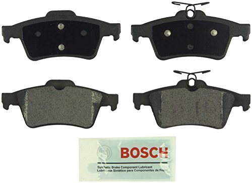 Bosch BE1095 Blue Disc Brake Pad Set For: Cadillac; Chevrolet; Ford Focus,...