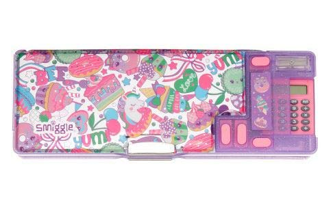Smiggle Flashy Pop Out Pencil Case