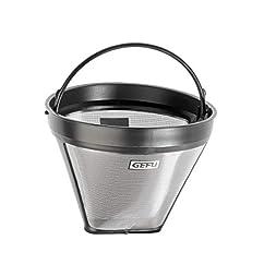 GEFU Kaffee-Filter für den Dauereinsatz Größe 4
