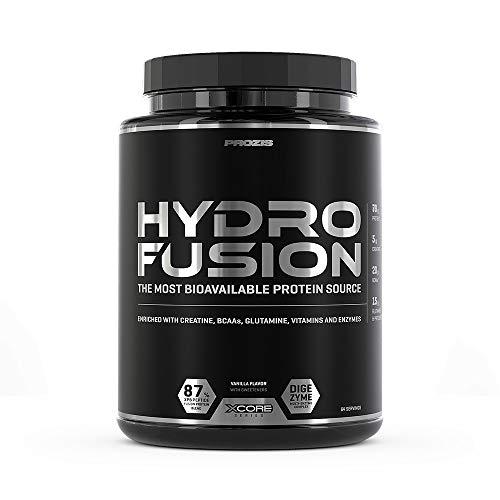 Xcore Nutrition Hydro Fusion Whey Protein Powder - Suplemento para el Crecimiento y la...