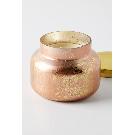 Capri Blue Rose Gold Jar Candle | Anthropologie