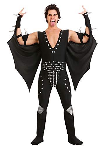Demon Kiss Fancy Dress Costume Plus Size 2X