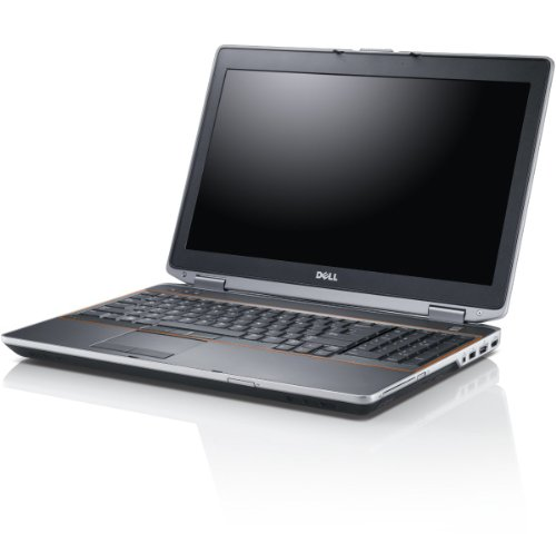 Dell Latitude E6520 15.6 Inch Business Laptop, Intel Core i5-2410M up to 2.9GHz, 8G DDR3, 500G, DVD, WIFI, Bluetooth, VGA, HDMI, Win10 Pro 64 Bit Multi-Language Support English/French/Spanish(Renewed)