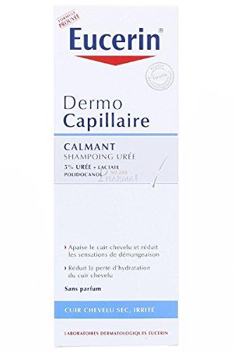 Eucerin Dermo Capillary Calming Urea Shampoo 250ml