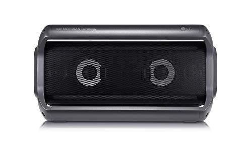 LG PK7 Portable LOUDR Bluetooth Party Speaker - Black