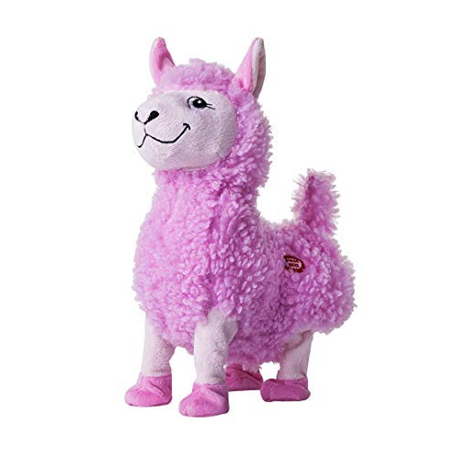 Booty Shakin Llama - Battery-Powered Dancing Llama Pet - Twerking Toy - Pink Llama Toys for Toddlers - Funk Dancing Toy Pets