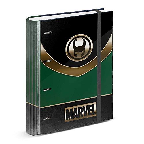 Marvel LOKI-Raccoglitore ad Anelli