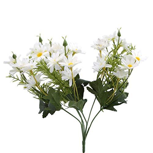 CanVivi Micro Landschaft Deko Mini Nachbildung Kamille Deko DIY Pflanze Blumentopf Dekoration