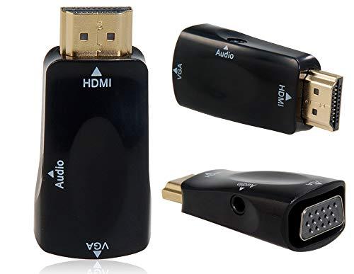 HDMI-VGA-converter PremiumCord met audio