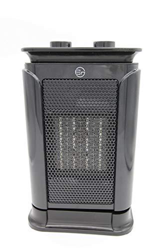 Space Heater Portable, PTC Heater Ceramic Fan Heater Quiet 750/1500W,...