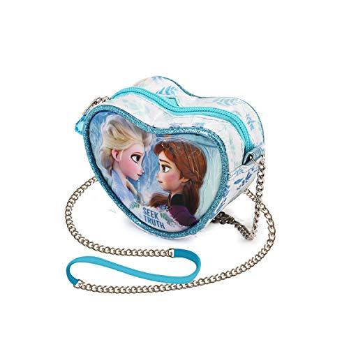 Karactermania Frozen 2 Seek - Bolso Corazón, Multicolor