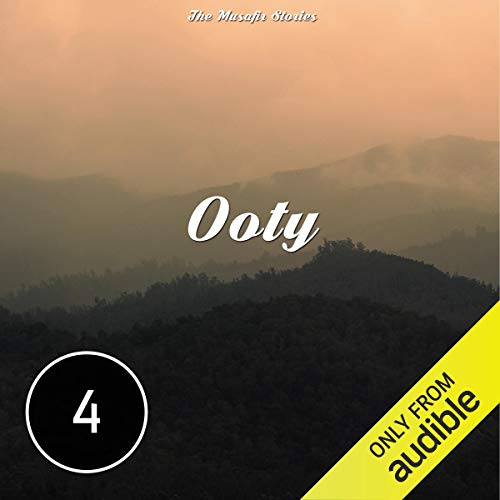 Ooty, The Queen of Hills cover art